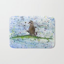 Aligator & Raccoon Bath Mat