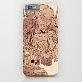 Black Magic iPhone Case