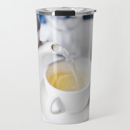 Tea Party Travel Mug