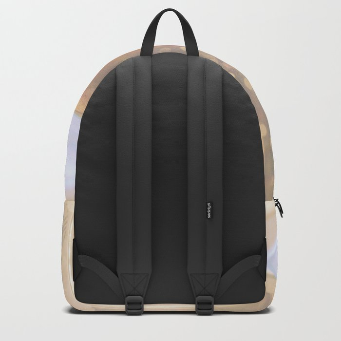 The Sound of Vinyl Backpack