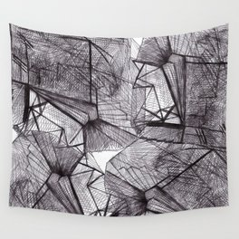 urban water Wall Tapestry