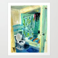 2130 Wightman Street, Unit 27 Art Print