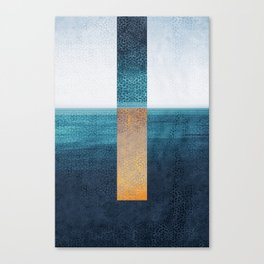 The One Canvas Print