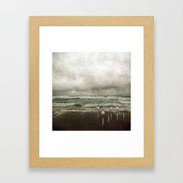 Silverware In Strangeland Framed Art Print