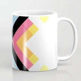 Abstract Retro Pattern 05 Coffee Mug