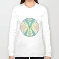 fairytale Long Sleeve T-shirts featuring Blue Fairytale by Design Windmill