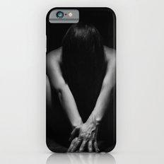 Greyscale Naked iPhone 6s Slim Case