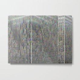 datascrapers Metal Print