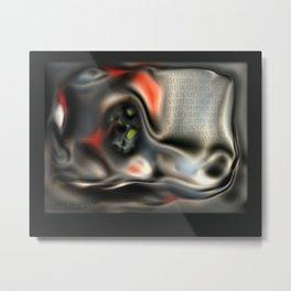 vortex of a dream I Metal Print