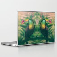 tropical Laptop & iPad Skins featuring Tropical by Ben Geiger