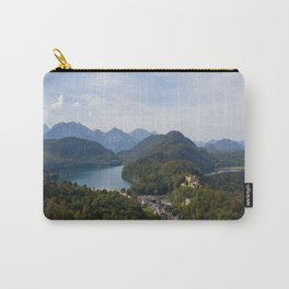 Castle View Carry-All Pouch