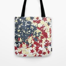 EUA FLAG STARS Tote Bag