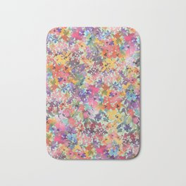 Prairie Wildflowers Bath Mat