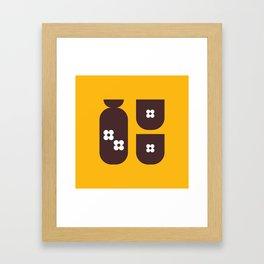 Japan Sake Framed Art Print