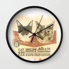 KvK Wall Clock