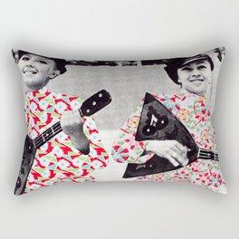 Balalaika Babes (collaboration with .dotbox) Rectangular Pillow