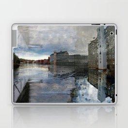 Newmarket Mills Abstraction Laptop & iPad Skin