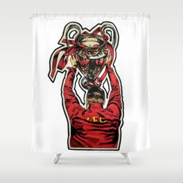 Klopp - European Champion Shower Curtain