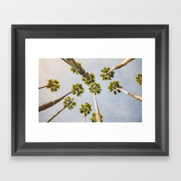 That Cali Life Framed Art Print