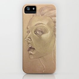 This is a face iPhone Case