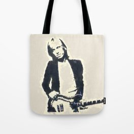 Tom Petty Tote Bag