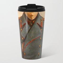 Joseph Stalin World War 2 Travel Mug