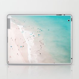 beach - summer love II Laptop & iPad Skin
