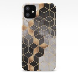 Smoky Cubes iPhone Case