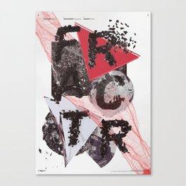 Fractr Canvas Print