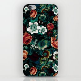 Midnight Garden VIII iPhone Skin