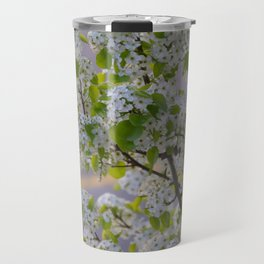 Blossoms on Third Avenue Travel Mug