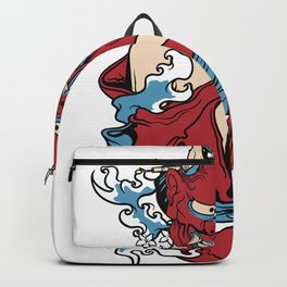 Demon Geisha Backpack