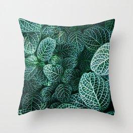 I Beleaf In You II Throw Pillow