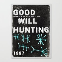 Good Will Hunting | Gus Van Sant Canvas Print
