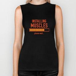 Installing Muscles Biker Tank