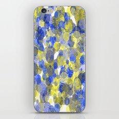 colourful circulars II iPhone & iPod Skin