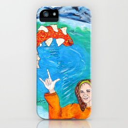 Hey Jude, this One's for You... iPhone Case