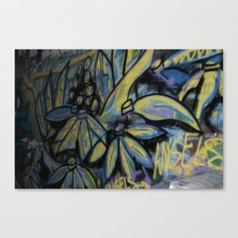 Tag  Canvas Print