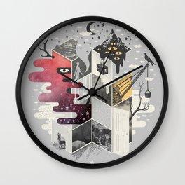 Jung At Heart Wall Clock