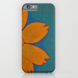 Where Flowers Bloom iPhone Case