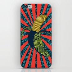 Banana Wrap |color| iPhone & iPod Skin