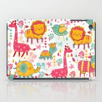 wildlife iPad Cases featuring Wildlife by One April