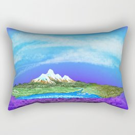 The Kingdom of Luxia Rectangular Pillow