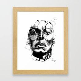 Idol Framed Art Print