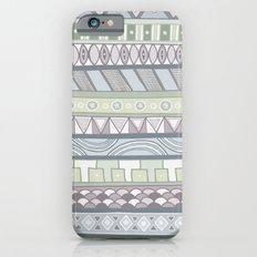Simple Pattern iPhone 6s Slim Case