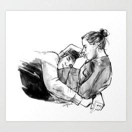 napz Art Print