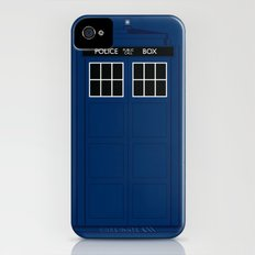 Doctor Who - The Doctor is in.....  iPhone (4, 4s) Slim Case