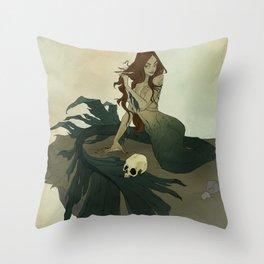 Souvenir Throw Pillow