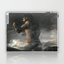 The Colossus - Goya Laptop & iPad Skin