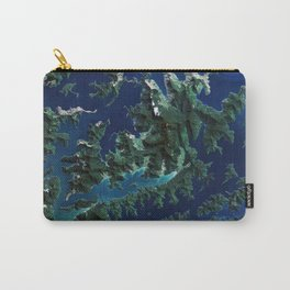 Cook Strait - New Zealand Carry-All Pouch